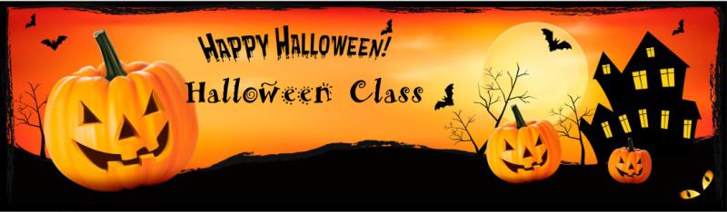 Halloweenclass